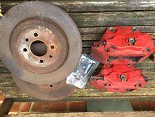 AP Racing 4 Pot Brakes - MGF / TF + Discs