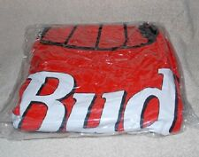 """Budweiser  #8 DALE EARNHARDT JR. Inflatable Race Car Red 44"""" New Sealed"""