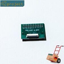 Folienkabel Displaykabel FFC FPC 24-pin 0,5 mm zu DIP-24 Adapter FPC24 für EPD