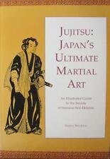 1995 JUJITSU JAPAN'S ULTIMATE MARTIAL ART SAMURAI SELF DEFENSE JUDO MARTIAL ARTS