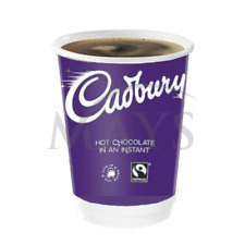 More details for 120 cadbury hot chocolate 12oz incup for kenco 2go 2 go/nescafe & and go machine