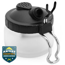 Airbrush Cleaning Pot Wash Station with Holder