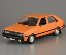 1:43 Scale FSO Polonez Poland Family Hatchback Orange Diecast Model Car (1978)
