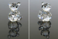 Retired Swarovski Crystal Max Schreck Miniature Mini Teddy Bear 7670-044