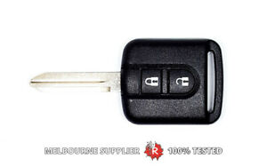 NEW Nissan Dualis Navara Pathfinder Key Remote 2005 to 2009 2010 2011 2012 2013