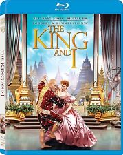 THE KING AND I (1956 Yul Brynner)  -  Blu Ray - Sealed & Region free for UK