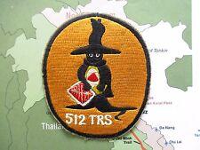 patch , 512th Tactical Reconnaissance Squadron, 51st Reconnaissance Wing