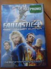 NEW!!  FANTASTIC 4 RISE OF THE SILVER SURFER DVD