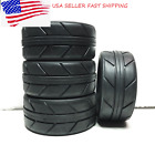 4PCS 28MM 1/10 On Road RC Car Tires With Foams (Can be used for 26mm wheels)