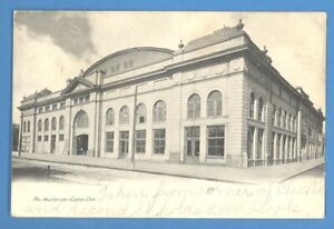 THE AUDITORIUM, CANTON, OHIO VINTAGE PC. 4361