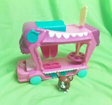 Littlest Pet Shop Sweet Delights Treat Truck With Cat