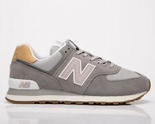 New Balance 574 женские стальные розовая вода повседневные спортивные повседневные кроссовки обувь