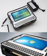 Militar Tableta PC Notebook Panasonic CFU1 32GB SSD HDD 1GB RAM IP65 Bluetooh MM