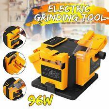 96W Electric Household Sharpener Multi Function Tool Drill Bit Scissor Grinder
