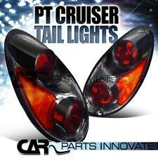 Chrysler 01-05 PT Cruiser Tail Lights Rear Parking Brake Lamps Pair Smoke Lens