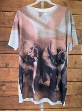 Wild Wings Glaciers Edge Adult All Over Print 100/% Poly T-Shirt