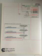 4022230 Wiring Diagram Cummins ISB6.7 CM2250