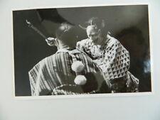 photo tirage argentique J. MARCOU Opéra Théâtre Nô japonais festival Royan 1971