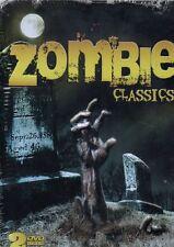 Zombie Classics in Tin Case Set - 4 Zombie Movies REGION FREE NEW SEALED