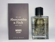 Abercrombie & Fitch Woods Cologne 1.7 oz / 50 mL Cologne Spray Men Brand New