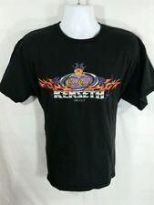 Racing T-Shirt NASCAR Matt Kenseth 17 Crown Royal Black Purple Roush Fenway L