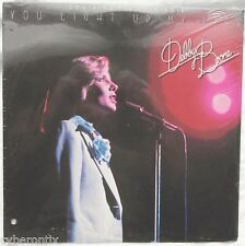 Debby Boone Vinyl Record Album You Light Up My Life NEW SEALED LP Shrinkwrap