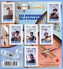 STAMP / TIMBRE DE FRANCE  N° F4504 ** AVIATION / LES PIONNERS DE L'AVIATION