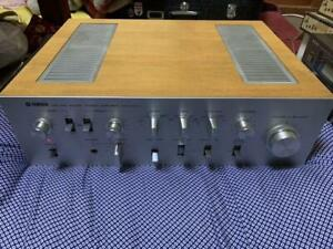 Yamaha CA-1000 Ⅱ pre-main amplifier Used Operation check is only for power on