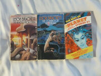 THREE (3) LEIGH BRACKETT paperbacks - 2 authored; 1 edited