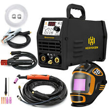 200a Pulse Tig Welding Machine 110220v Dc Mma Tig Welder Inverter Igbt Withhelmle