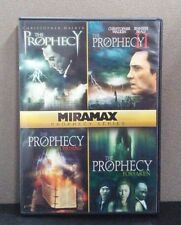 Prophecy Series     (DVD)   4 Films    LIKE NEW