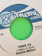 Supreme Records - Take 10 Don't Run Away - Jackie Mite / Al Campbell