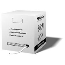 Megasat Koax 110dB Kabel Pull-Out-Box 305m Koaxialkabel