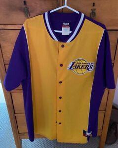 LA Lakers Warmup Jersey