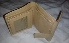 Longchamp Luxury Bi-Fold Wallet Organizer Coin Purse ID Holder Credit Card Paris