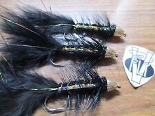 3 V Fly Size 4 Ultimate RV Rio Grande Golden Bullet Sea Trout Flies