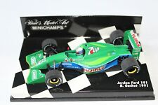 Minichamps 1991 Bertrand Gachot Jordan Ford 191 1:43