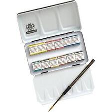 SCHMINCKE Horadam Artists Acquerello 12 Half Pan METAL BOX SET - 74012097