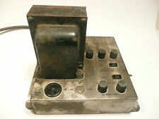 ROCK-OLA 434 part sale - tested & working well - POWER SUPPLY 42670-A