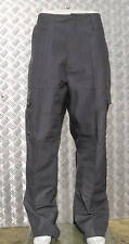 "Grey Military Style Combat Cargo / Utility / Field Trousers Size 24""-28""  - NEW"