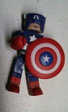 Captain America Minimates with Shield Free Shipping