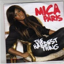 (CG717) Mica Paris, The Hardest Thing - 2009 DJ CD