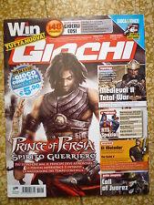 RIVISTA WIN MAGAZINE GIOCHI PC PS2 XBOX N. 10(27) Novembre 2006 + GUIDA