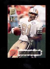 1994 Stadium Club MICHAEL HAYNES New Orleans Saints 1st Day Issue Insert Card