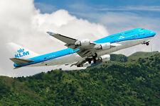 INFLIGHT 200 IF744KLM001 1/200 KLM BOEING 747-400 PH-BFW W/STAND LTD 72 PCS ONLY