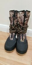 NW Nike Air SF AF1 Air Force 1 High Realtree Black BROWN Camo' Boots MEN'S 10.5