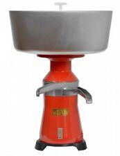 220v Cream Milk Separator Cow Goat Stainless Steel 100 Lhr Milchabscheider