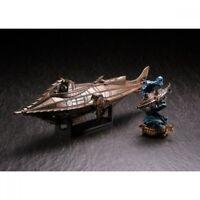 KAIYODO NAUTILUS 20,000 Leagues Under the Sea SF Figure 260mm Painted RARE
