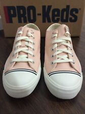 PRO KEDS ROYAL LO PINK UNISEX SZ 10 MENS OR SIZE 12 LADIES BRAND NEW WITH BOX