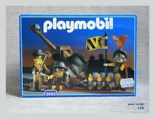playmobil  # 3653 Catapult MISB Knights Made in Germany 1993
